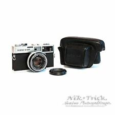Olympus 35SP c/w Case ~ New Light Seals, New Wein Cell ~ Spot on! (Literally)