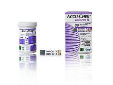ACCU-CHEK inform II 50 strisce test
