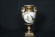 Vase en porcelaine XIXème siècle / porcelain vase, 19th century