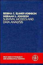 Survival Models and Data Analysis, Regina C. Elandt–Johnson
