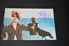 KELLY OSBOURNE signed Autogramm In Person 18x27 cm