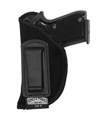 Uncle Mike's Inside The Pants Holster Size 10 Left Handed 89102