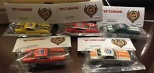 Hot Wheels 16th Nationals Convention 2016 Dinner 5 Car Set '69 Camaro RR /90