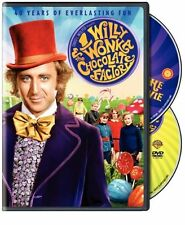 Warner Home Video Willy Wonka & The Chocolate Factory-40th Anniversary [dvd]
