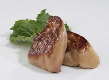 La Belle Farm's Foie Gras Slices, Individually Cyro-Vac, 10 Slices, 2 oz avg.