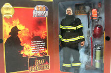 21st Century Toys: Americas Finest Urban Firefighter Fireman Action Figure (MIB)