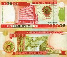 MOZAMBICO -  Mozambique 100.000 meticais 1993 FDS - UNC