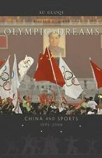 Olympic Dreams: China and Sports, 1895-2008-ExLibrary