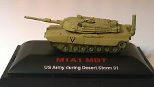 Trumpeter Abrams M1A1 MBT US Army Desert Storm Tank 1/144
