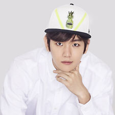 EXO BAEKHYUN HAT'S ON x EXO HATS ON ELSTINKO SNAPBACK 308 + 8 PHOTO SET NEW