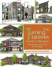 The Turning Leaves Home Collection : 6 Charming Open Floor Plans for Your...