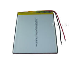 Recargable de polímero de litio ion batería Lipo 3.7 v 3500 Mah Para Gps Tablet Pc 447892
