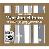 Various Artists - This Is the Worship Album (+DVD, 2009)