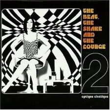 The Beat The Shake And The Lounge Vol2: (New/Sealed Digipack CD))