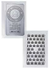 Royal Canadian Mint (RCM) 10 Troy Oz .9999 Fine Silver Bar SKU32137