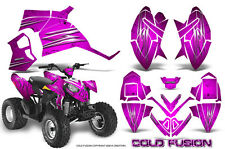 POLARIS OUTLAW 90 GRAPHICS KIT CREATORX DECALS STICKERS CFP
