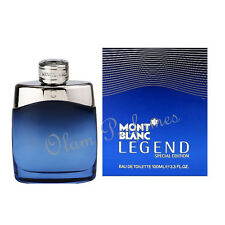Mont Blanc Legend Special Edition For Men Edt 3.4oz 100ml * New in Box *
