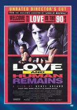 LOVE & HUMAN REMAINS Region Free DVD - Sealed