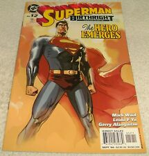 DC COMICS SUPERMAN BIRTHRIGHT # 12 VF+ 2003