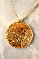 BRITISH ARMY HEIC HONOURABLE EAST INDIA COMPANY SEIZURE JAVA OFFICERS GOLD MEDAL