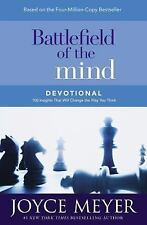 Battlefield of the Mind Devotional by Joyce Meyer (Hardcover) NEW