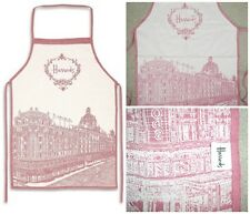 GENUINE Harrods Jacquard Building Apron (Adult) BRAND NEW 100% Cotton