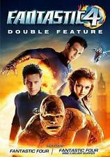 Marvel's FANTASTIC FOUR 1 & 2 rare dvd Set JESSICA ALBA Ron Perlman