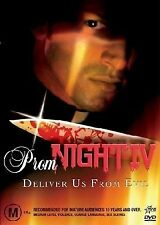 Prom Night 04 - Deliver Us From Evil (DVD, 2005) Ex-Rental