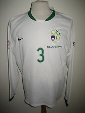 Slovenia vs Holland MATCH WORN Lazic football shirt soccer jersey trikot size L