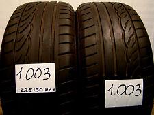 2 Stk x Sommerreifen Dunlop SP Sport-01   225/50 R17, 94Y,MFS.