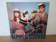 """LP 12 """" - MISSISSIPPI DIXIELAND GROUP - EX/EX - OLYMPIC RECORDS 1309 - HOLLAND"""