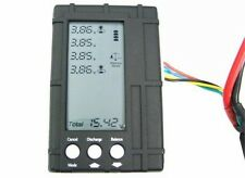 RC 3 in 1 Battery Balancer 2s-6s Lipo Li-Fe LCD+Voltage Meter Tester+Discharg​er
