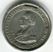 1877 Shipwrecked Mariners Society Medal, white metal, 32mm