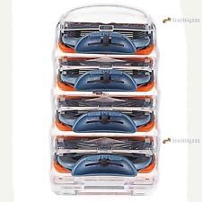 For Gillette Fusion POWER 1 packs of 4 Razor Generic Shaving Cartridge Blades BA
