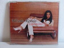 CD 3 titres NICOLE RENEE Strawberry 075678418624
