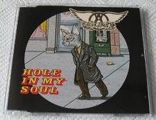 Aerosmith - Hole In My Soul - Scarce Mint 1997 Four Track Cd Single