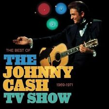 FREE US SHIP. on ANY 2 CDs! NEW CD Johnny Cash: The Best Of The Johnny Cash TV S