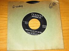 "GROUP DOO-WOP 45 RPM - THE G-CLEFS - TERRACE 7500 - ""I UNDERSTAND"""