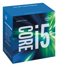 Intel i5 6600K BOX CPU, Prozessor, Quad Core, 4GHz, Skylake LGA 1151 NEU