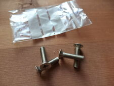 TRIUMPH LEGEND + TT 900 1998-01 STAINLESS STEEL FRONT MASTER CYLINDER SCREWS