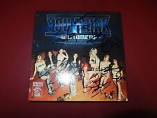 SNSD GIRLS GENERATION AUTOGRAPHED YOU THINK CD YOONA YURI TAEYEON TIFFANY SUNNY