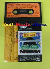 MC FREEWAY compilation 1984 ALPHAVILLE VAN HALEN HOWARD JONES no cd lp dvd vhs