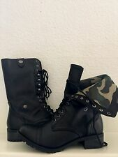 MARCO REPUBLIC EXPEDITION WOMEN MILITARY COMBAT BOOTS SIZE 8