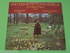 Beti Mary Owen Jennifer Bate Charles Dobson - Newyddion Da Good Tidings - UK LP