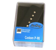 Seymour Duncan Black Custom P-90 Soapbar Neck Pickup for Gibson® 11302-11-Bc