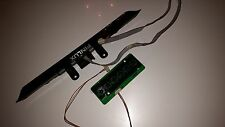 "IR SENSOR & SIDE BUTTONS BOARD 23078194 FOR 50"" FINLUX FLHKR242BHC TV"