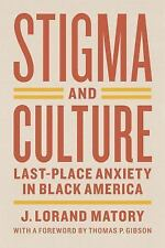 Stigma and Culture: Last-Place Anxiety in Black America (Lewis Henry Morgan Lect