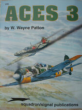 ACES 3 -- Squadron/Signal Publications No. 6088