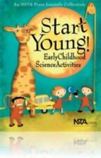 Start Young! Early Childhood Science Activities, Shannan Mcnair, Good Book