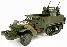 RARE MIB 21st Century WW II 1/18 Scale US Army M16 Multiple Gun Carriage